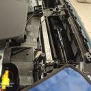 Установка воздушного звукового сигнала на автомобиль Ауди Ку 72021