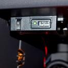 Контроллер BlackVue Power Magic Pro в интерьере авто