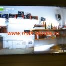 Зеркало с видеорегистратором - режим картинка в картинке (обратный вид)