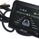 Монитор парковочной системы Sho-Me KDR-36