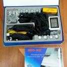 Комплект парктроника Sho-Me Y-2612 N08 с серебристыми датчиками