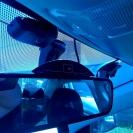 Парктроник Sho-Me Y-2616 N08 в интерьере автомобиля
