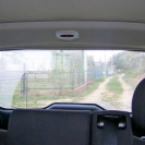 Парктроник Sho-Me Y-2620 N04 в задней части салона автомобиля