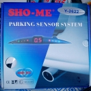 Упаковка парктроника Sho-Me Y-2622 N04