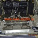 Шумоизоляция Сузуки Джимни (Suzuki Jimny) - общий вид