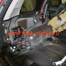 Шумоизоляция дверей автомобиля - штатной шумоизоляции нет, совсем нет