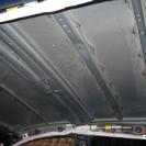 Влага на потолке результат перепада температур (в салоне тепло, на улице -20)