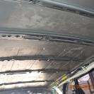 Шумоизоляция автомобиля - потолок тоже пустой