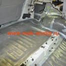 Шумоизоляция автомобиля - слой сплена, теперь станет значительно тише и теплее
