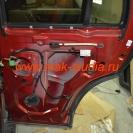 Шумоизоляция дверей Range Rover