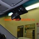Скрытая установка видеорегистратора