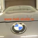 Скрытая установка видеорегистратора в BMW