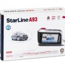 Упаковка сигнализации StarLine A93