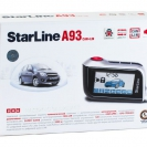 Упаковка автосигнализации StarLine A93 CAN+LIN