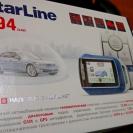 Упаковка сигнализации StarLine A94 + F1 + S-20.3