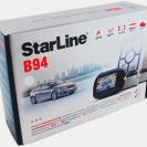 Упаковка сигнализации StarLine B94 2CAN GSM-GPS 2SLAVE T2.0