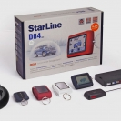 Комплект сигнализации StarLine D64 2CAN 2SLAVE Т2.0