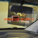 Скрытая установка видеорегистратора на Hyundai Santa Fe