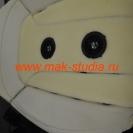 Размещаем вентиляторы в спинке сиденья(установка вентиляции)
