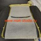 Вентиляция сидений - процесс разборки сиденья