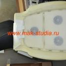 Вентиляция сидений - установка специальной прослойки для равномерного движения воздуха