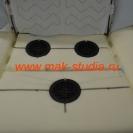 Устанавливаем вентиляторы вентиляции сидений в сидушку