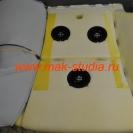 Вентиляция сидений - установка вентиляторов