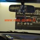 Установка видеорегистратора на Hyundai Santa Fe