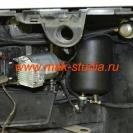 Сигнал воздушный звуковой - компрессор и ресивер