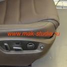 Вентиляция сидений-кнопка вкл\выкл. удачно расположилась рядом со штатными кнопками управления