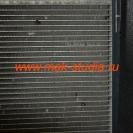 Защита радиатора - первые гости уже прилетели