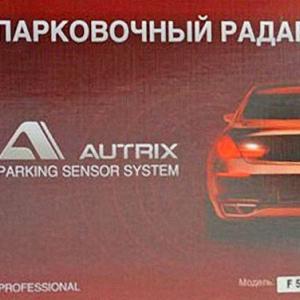 Парктроник Autrix F-588