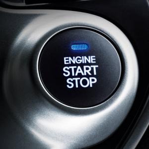 Кнопка «Engine Start Stop»