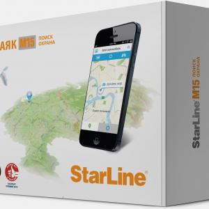 StarLine М15 GPS-ГЛОНАСС