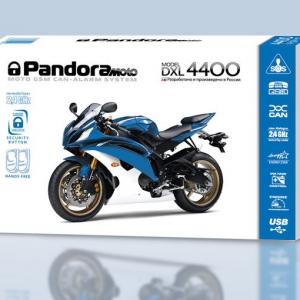 Мотосигнализация Pandora Moto DXL 4400