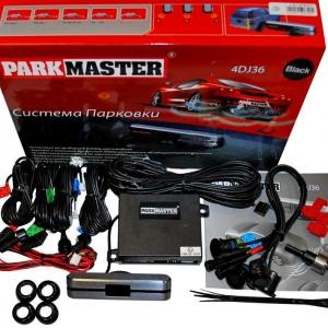 Парктроник ParkMaster 4-DJ-36