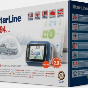 Сигнализация StarLine A94 2CAN 2SLAVE + S-20.3