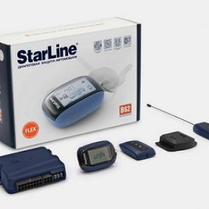 StarLine B62 Flex