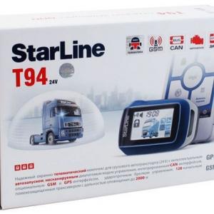 Сигнализация StarLine T94 GSM-GPS T2.0